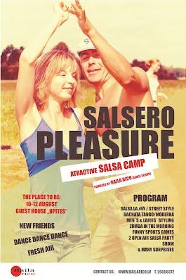BailaRico SALSA camp